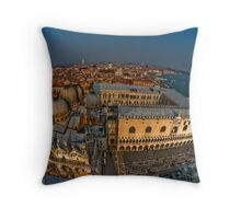 st marks from high Throw Pillow