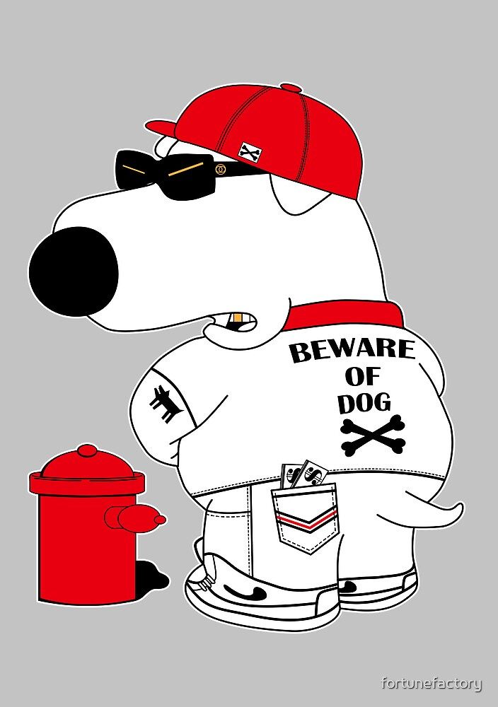 Beware of dog by fortunefactory