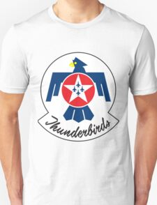 USAF Thunderbirds Air Demonstration Team T-Shirt