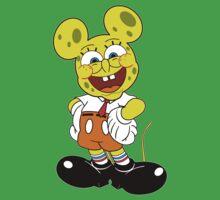 Sponge mickey Kids Tee
