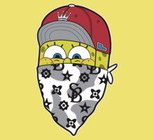 Sponge gang Kids Tee