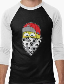 Sponge gang Men's Baseball ¾ T-Shirt