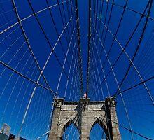 brooklyn bridge by paulcowell