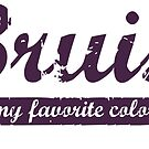 Bruise is my favorite color Decal v4 by Scott Harrison