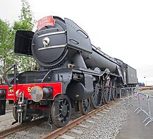 LNER Class A3 4472 Flying Scotsman by Keith Larby
