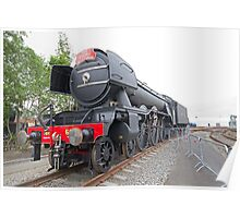LNER Class A3 4472 Flying Scotsman Poster