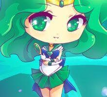 "3.0"" Super Sailor Neptune Chibi Sticker Sticker"