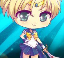 "3.0"" Super Sailor Uranus Chibi Sticker Sticker"
