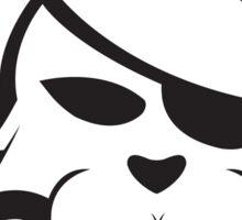 Beast Skull (Inverse) Sticker