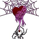 Black Widow (Purple) by Mehdals