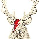 DeerSane - Stickers by D4N13L