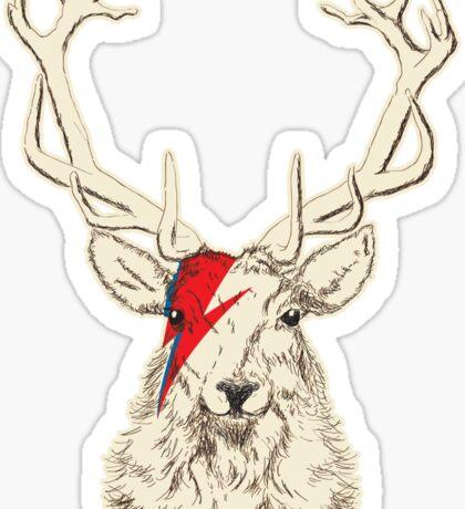 DeerSane - Stickers Sticker