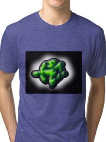 ©NLE Bubble Neon Ligths IV Tri-blend T-Shirt