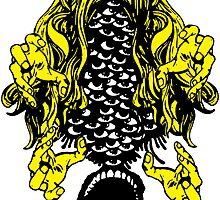 Cthulhu Rising: Yellow Shoggoth by Magnus Sellergren