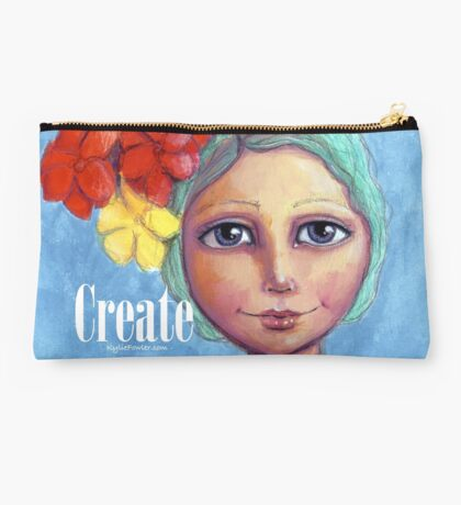 Wear Your Bliss - By Kylie Fowler Studio Pouch