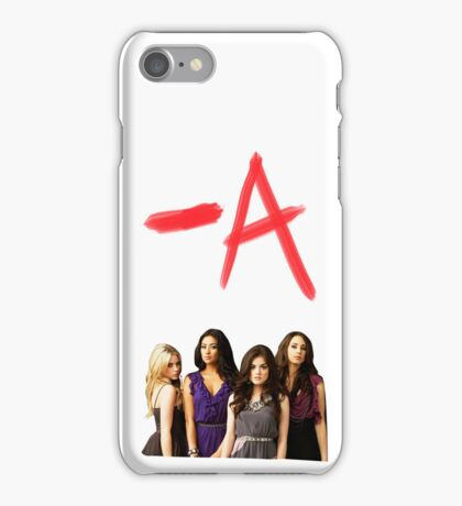 Pretty Little Liars - A iPhone Case/Skin