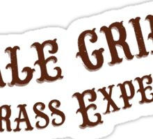 The Dale Gribble Bluegrass Experience Sticker
