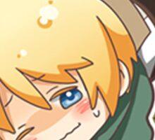 Shingeki no Kyojin Armin Sticker