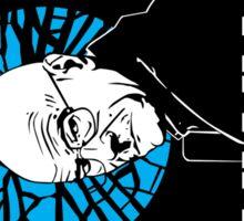 WWWWD? - sticker Sticker