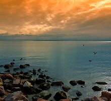 Morning Orient Point by smoothstones