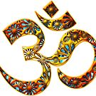 OM - Mantra - Buddhism - Symbol of spiritual strength  by nitty-gritty
