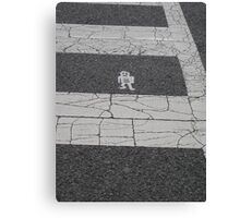 Crosswalk, Washington DC Canvas Print