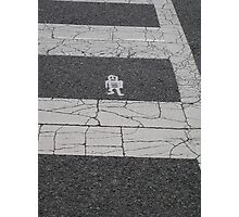 Crosswalk, Washington DC Photographic Print
