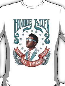 Hoodie Allen Tour 2012 Shirt T-Shirt