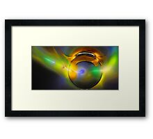 More than words can say #7 Framed Print