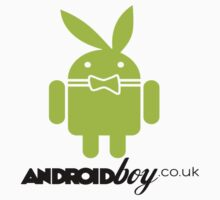 Androidboy - Android gets sexy x x x by MojoStaplegun