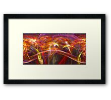 More than words can say #9 Framed Print