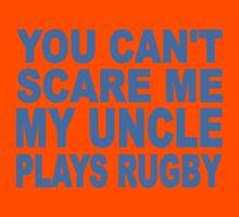 My Uncle Plays Rugby Kids Tee