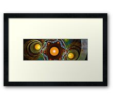 More than words can say #10 Framed Print
