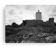 Doe Castle Canvas Print