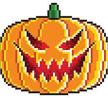 Scary Pumpkin by ArneyB