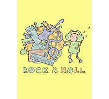 Katamari Rock & Roll Photographic Print