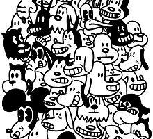 ACME Designs Sticker by Brian J. Smith (Dangerous Days)