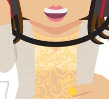 Ja'mie # 3 (Ja'mie: Private School Girl) Sticker