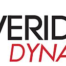 Veridian Dynamics Logo Sticker by Gregory Colvin