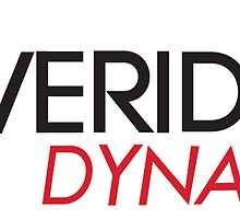 Veridian Dynamics Logo Sticker by G. Patrick Colvin