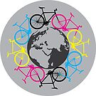 World Ride Sticker by MangaKid
