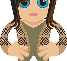 Ja'mie # 4 (Ja'mie: Private School Girl) by LilLilleys