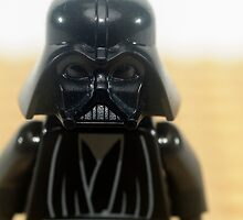 Star wars action figure Darth Vader  by PhotoStock-Isra