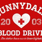 Sunnydale Blood Drive by vonplatypus