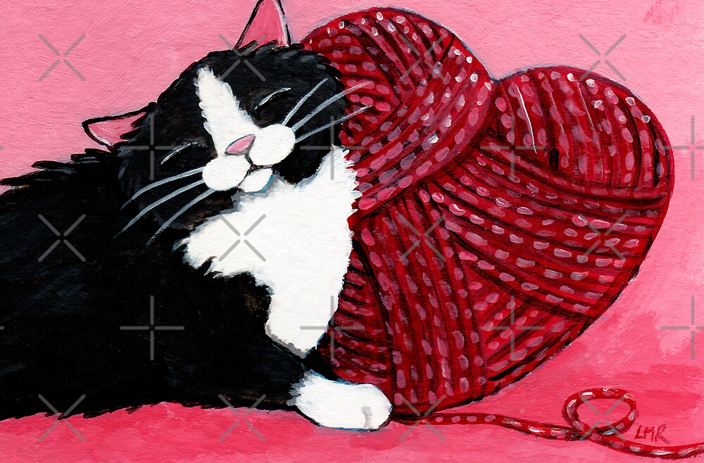Yarn Love by Lisa Marie Robinson