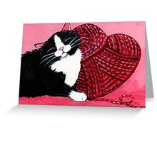 Yarn Love Greeting Card