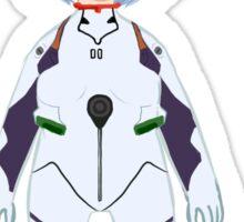 Rei Ayanami sticker Sticker