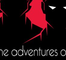 Sam and Dean: The Animates Series Sticker Sticker