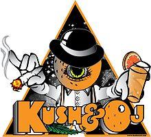 Kush & Oj by kushcoast