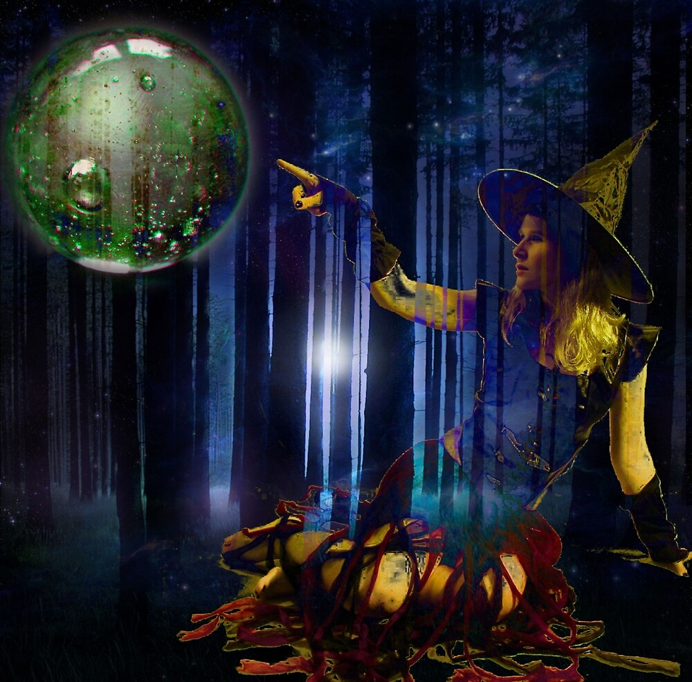 A LITTLE NIGHT MAGIC by Tammera